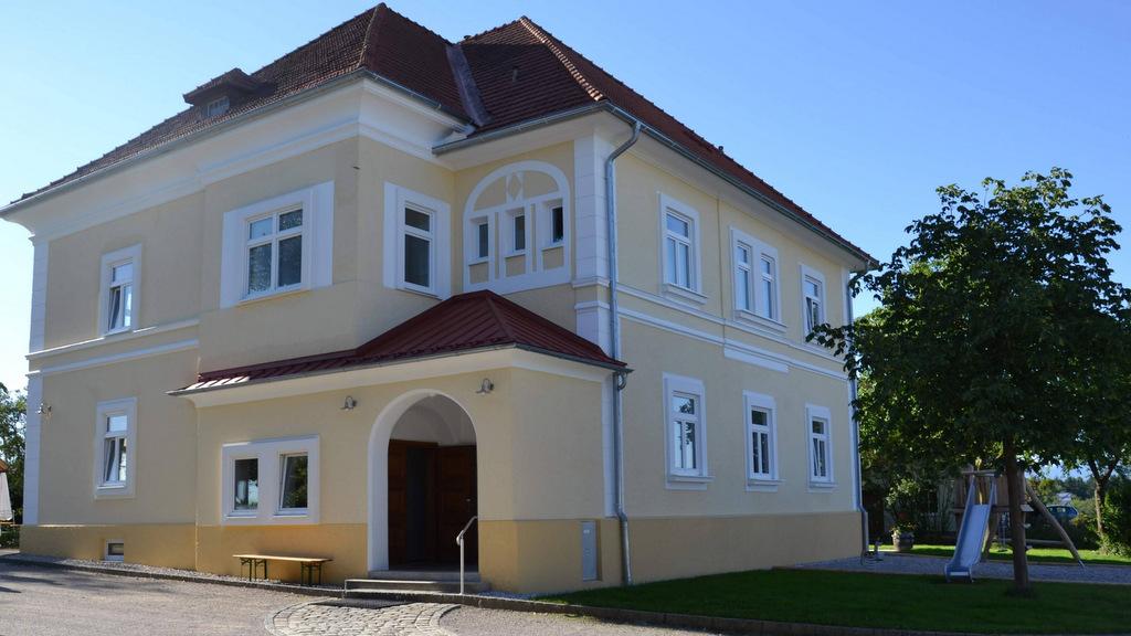 Unser neu renoviertes Gemeindehaus